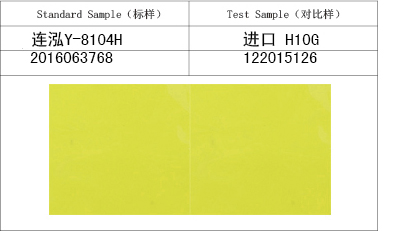 Yellow 8104H(P.Y.81)