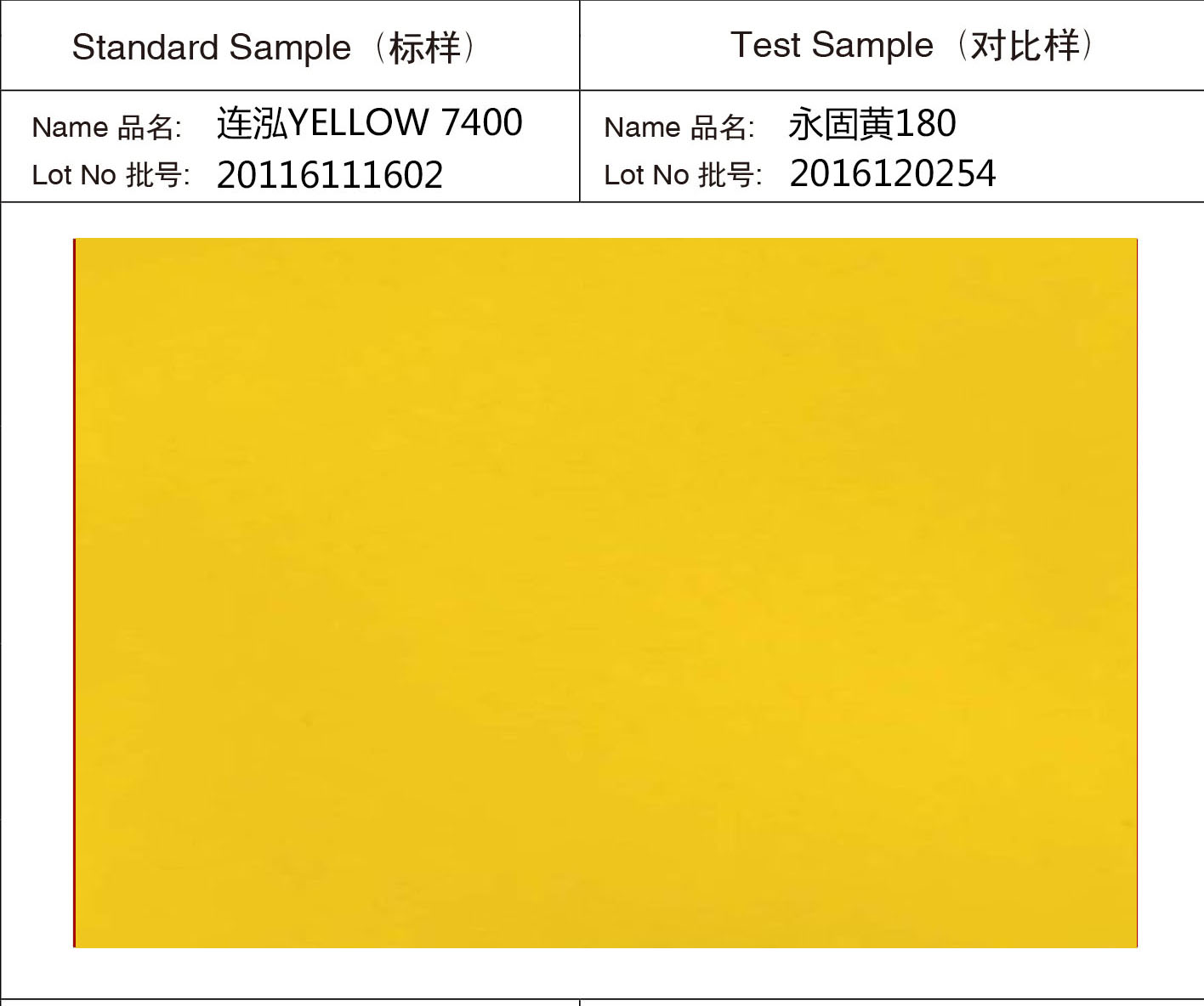 Yellow 7400(P.Y.74)